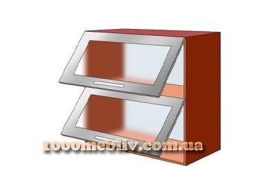 Модуль №20 В 600/720 Витрина Колор-MIX