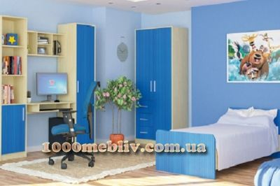 Шкаф 1Д Симба Мебель-Сервис