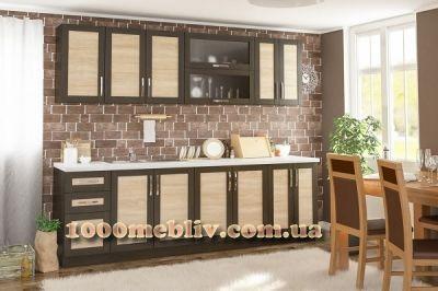 Кухня Гамма рамка Мебельсервис