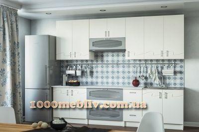 Кухня Импульс белый