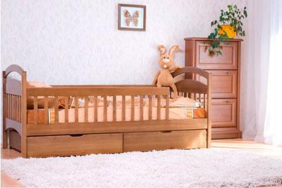 Кровать Карина / Арина LUX односп.