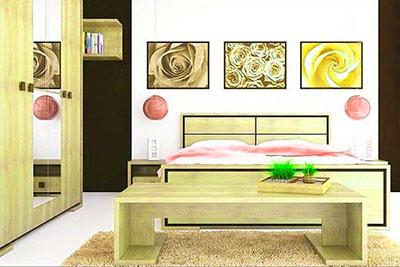 Спальня НИКОЛЬ 2