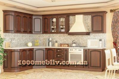 Кухня Жасмин Мебельсервис