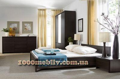 Спальня Каспиан сонома