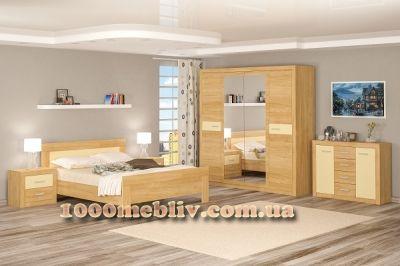 Спальня Квадро Мебельсервис
