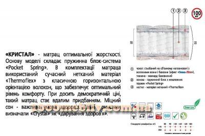 Матрас Кристалл