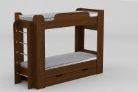 Кровать двухъяусная Твикс Компанит