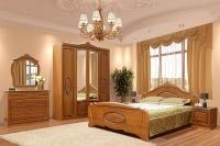 Спальня Катрин патина Свит Меблив