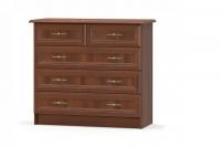 Комод Барон 5Ш100 Мебель-Сервис