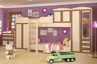 Детская Дисней Мебель-сервис