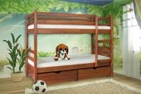 Двухъярусная кровать Кенгуру Мебель-сервис
