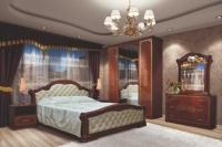 Спальня Венеция Нова (пино орех)