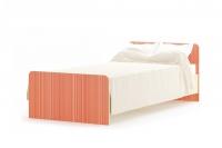 Кровать 900 Симба Мебель-Сервис
