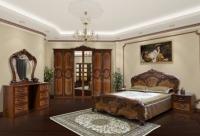 Спальня Кармен Новая орех