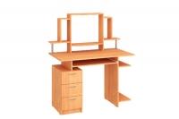 Компьютерный стол Пегас (с надстройкой)