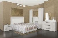 Спальня Экстаза белая Свит Меблив