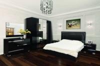 Спальня Экстаза черная Свит Меблив