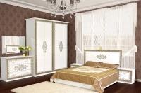 Спальня София белый Лак Свит Меблив