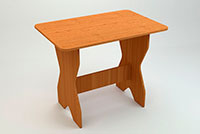 Кухонный стол КС-1 Компанит
