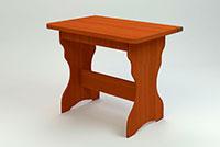 Кухонный стол КС-3 Компанит