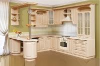Кухня Валенсия светлая Свит Меблив