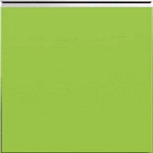 Кухня RioLine серо-голубой матовый - Зеленый матовый М10