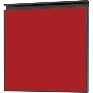 Кухня ALTA белый/северное дерево темное - Красный