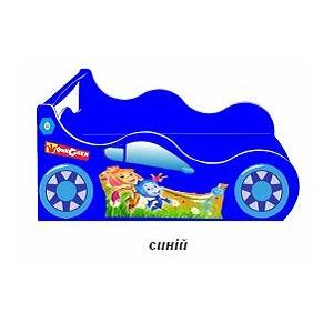 Кровать Такси Форсаж - Синий