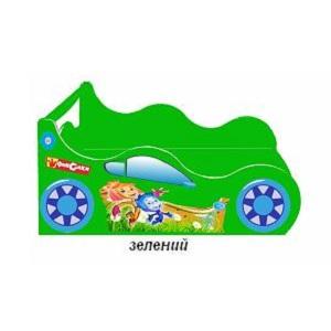 Кровать Такси Форсаж - Зеленый