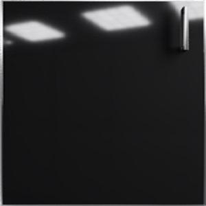 Кухня Mirror Gloss теракота глянец - Блек