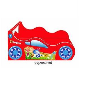 Кровать Такси Форсаж - Красный