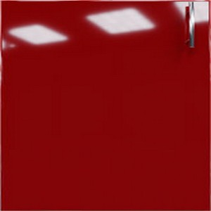 Кухня Колор-MIX оливковый глянец - Красный глянец