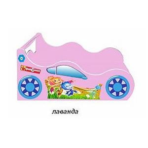 Кровать Такси Форсаж - Лаванда