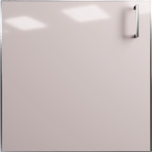 Кухня Mirror Gloss теракота глянец - Шейк