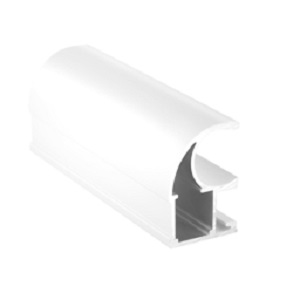 Шкаф-купе 1100х450х2200 - Белый глянец
