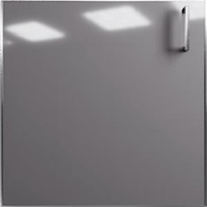 Кухня Mirror Gloss теракота глянец - Шифер