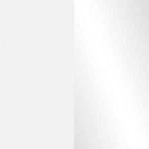 Шкаф настенный SFW1K/4/11 Ацтека - Белый/Белый глянец