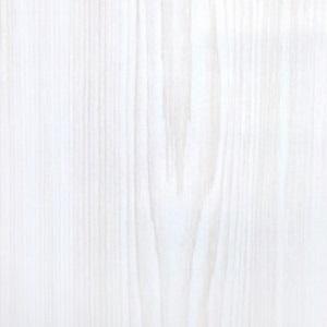 Кухня Хай-Тек красный глянец с фотопечатью - Ясень белый