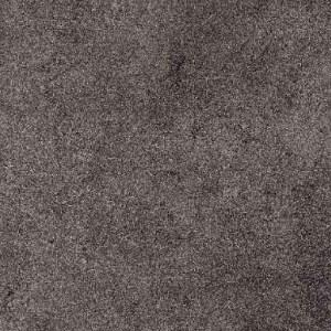 Кухня Хай-Тек красный глянец с фотопечатью - Мрамор бетон тёмный