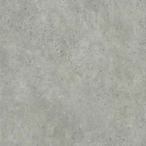Кухня Хай-Тек красный глянец с фотопечатью - Мрамор бетон бежевый