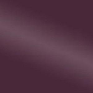 Кухня Хай-Тек красный глянец с фотопечатью - Баклажан глянец