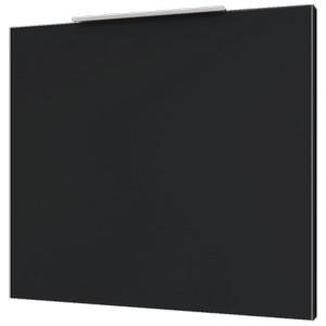 Кухня FLAT белый/бежевый - Черный