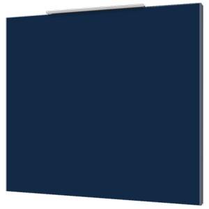 Кухня FLAT белый/бежевый - Темно-синий