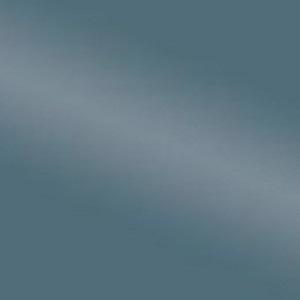 Кухня Хай-Тек красный глянец с фотопечатью - Небесно-голубой глянец
