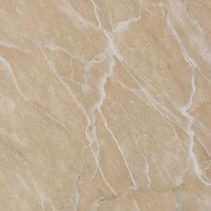 Кухня Хай-Тек белый/оливка глянец перламутр - Мрамор торино глянец 38мм
