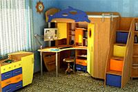 Детские модульные системы