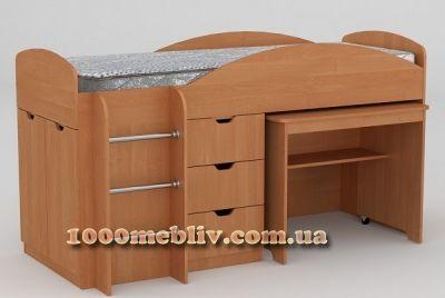 Кровать-чердак Универсал Компанит