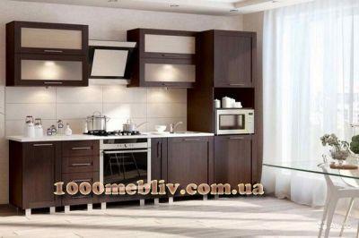 Кухня Престиж венге (КХ-421)