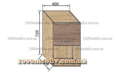 Модуль В 40Полка Алина Свит Меблив