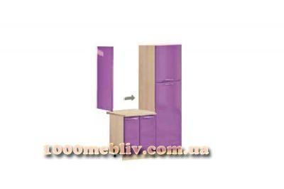 Декоративная панель для столешницы 28мм Ф-3545 Хай-Тек